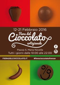 12° Fiera del cioccolato artigianale Firenze